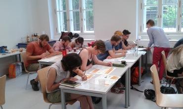 Bei einem Test mit Studierenden der BOKU...
