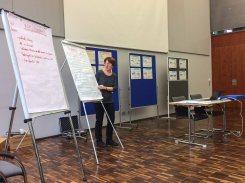 Präsentation des qualitativen Feedbacks zu den Karten