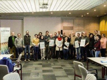 Alle WorkshopteilnehmerInnen